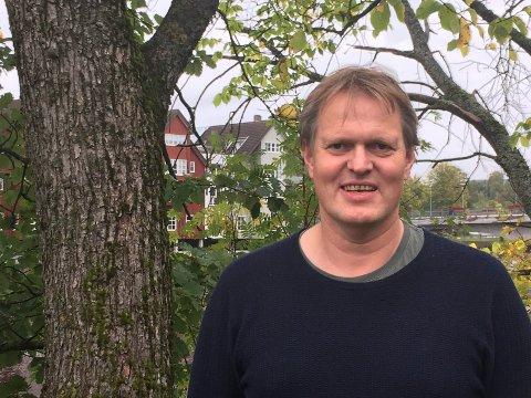 VIL ØKE: Ulvekonflikten dempes ikke, den vil bare eskalere, sier leder i Folkeaksjonen ny rovdyrpolitikk, Åsmund Ystad.