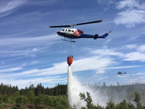 Arkivfoto: Nils-Erik Haagenrud, Midt-Hedmark brann- og redningsvesen