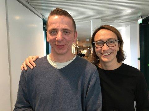 OPPHEVER VERGEMÅLET: Fylkesmannen har opphevet vergemålet til Magnus Holøyen fra Tolga. Torsdag kveld deltar han i debatten på NRK1, med Ingerid Stenvold som programleder.
