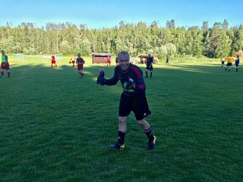 20 ÅR ETTER: Brede Hemma gjorde comeback etter 20 år. Foto: Gaute Freng