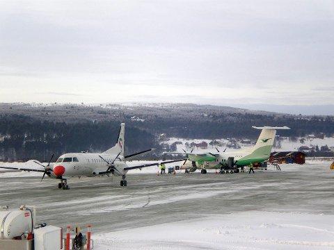 RØROS FLYPLASS: - Flytilbudet på Røros er viktig for næringsliv og befolkningen i hele Fjellregionen, fastslår Regionrådet for Fjellregionen.