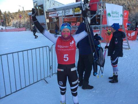 DEBUTERER I VERDENSCUP: Magni Smedås er tatt ut til verdenscupen i langrenn i Cogne.