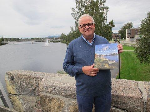 SKREVET BOK: Morten Malmø er tidligere journalist, nå har han skrevet bok om Østerdalen.