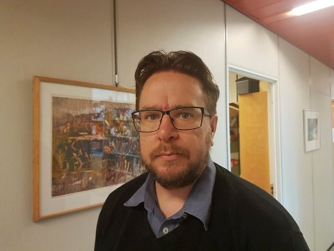 SØKER: Bjørn Matsson har søkt jobb som rektor på Gjøvik videregående skole.