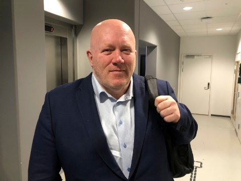 ANSATT: Peer Jacob Svenkerud fra Heradsbygd blir ny rektor ved Høgskolen i Innlandet.