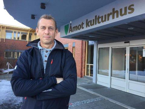 NY LISTETOPP: Jan Bjørnar Rødsdalen blir SVs nye listetopp i Åmot.