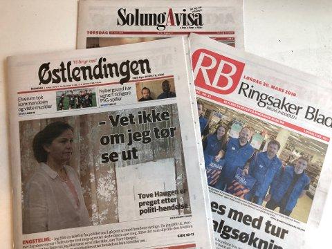 POSTLOV: Mange gleder seg over mediestøttemeldingen, men frykter ny postlov.