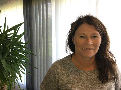 RØDE TALL: Kari Mette Vika, konstituert divisjonsdirektør ved Sykehuset Innlandets divisjon Gjøvik-Lillehammer, har igjen levert et månedsregnskap med røde tall. (Foto: GD)