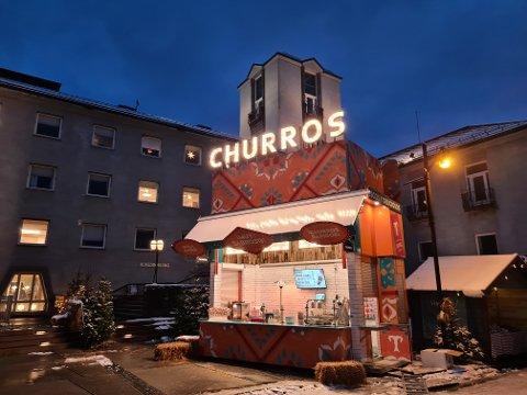 STOR: Churros-vogna til Thomas Tivoli er etter det Arne Grønneby kjenner til Europas høyeste.