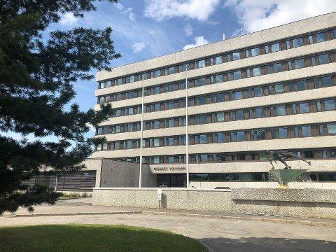 STORT PROSJEKT: Fylkeshuset i Hamar skal rehabiliteres for 349 millioner kroner.