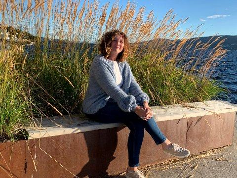 VIL HJELPE: Annette Grønstad vil hjelpe så mange som mulig til å se at livet kan få mening igjen. Det er lov å skje gode ting med folk som har hatt det fælt også, sier hun.