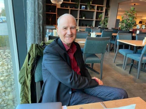 LEDER: Ole Martin Norderhaug er leder av nominasjonskomiteen.