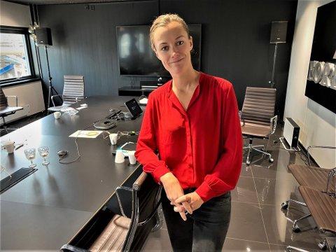 FØRST: Anette Trettebergstuen blir førstekandidat i Hedmark-Ap.