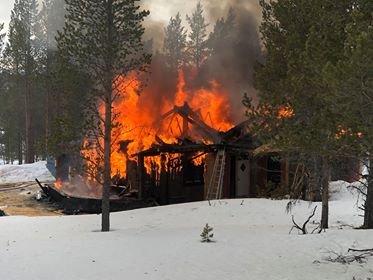 Brann, bildet er kun illustrerende for saken