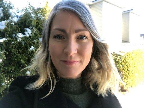 FIKK BRYSTKREFT: Ann Iren Aase fra Klepp, ble nyilg diagnostisert med brystkreft. 42-åringen har opprettet en egen Instagram-konto og ønsker å gjennom den å gi unge brystkreftrammede et ansikt.