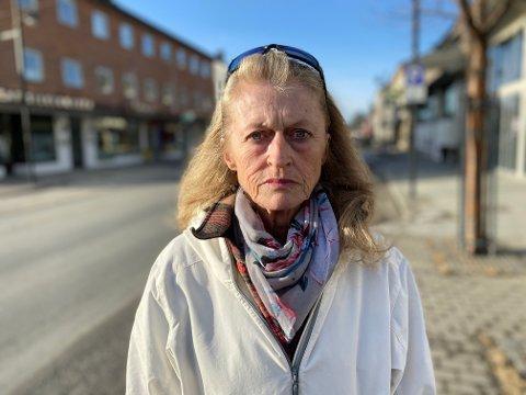 FORTVILER: Hilde Engebretsen i Elverum.