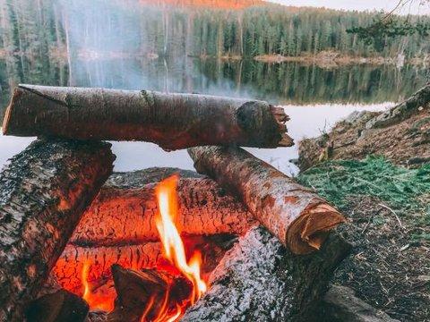 HINDRE BRANN: Det generelle bålforbudet er laget for å forhindre store branner i en periode av året der faren for gress- og skogbranner er stor.