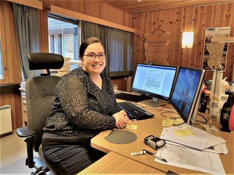 SØKER TOPPSJEF: - En av hovedoppgavene til den nye kommunedirektøren blir å sikre Engerdal en sunn kommuneøkonomi, sier ordfører Line Storsnes.
