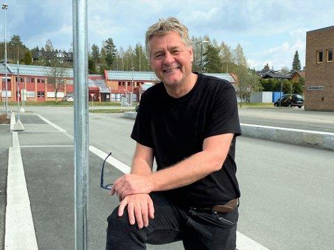 SKULLE HA SØKT: Utdanningssjef Tord Arnesen sier Elverum skulle ha søkt om statlige penger til sommerskole.