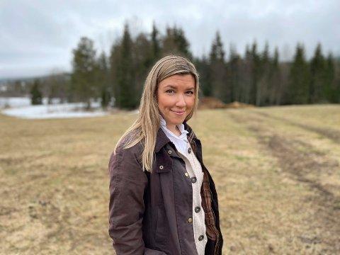SATSER PÅ DISTRIKTENE: Stortingskandidat Anna Molberg (H) har tro på at flere av Høyres satsingsområder i distriktene blir viktige for Innlandet.