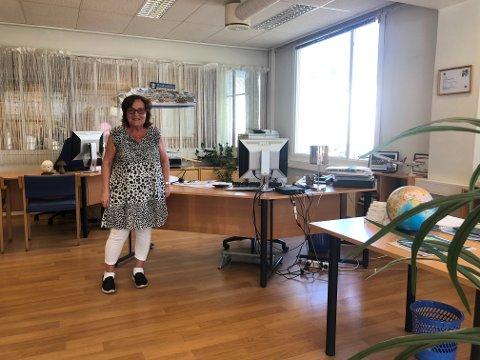 PÅGANG: Flere og flere tar kontakt med Merete Johnsen hos Bennett Ferie i Elverum om dagen.