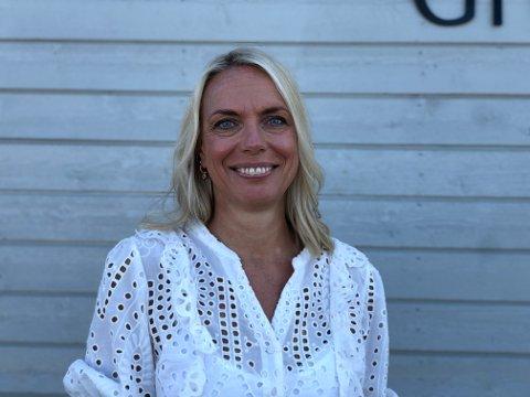 Marianne forlater ikke Grønnmyra FUS barnehage med et lett hjerte, men hun ser frem til å ta fatt på den nye sjefsstillingen.