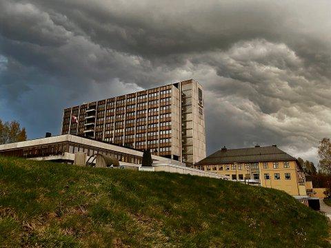 ALVORLIG HENDELSE: Statsforvalteren har åpnet tilsyn ved intensivavdelingen ved sykehuset i Lillehammer.