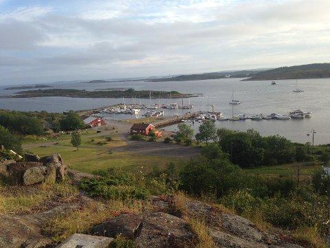 Planen er å utvikle Østre Bolæren. Nå er det Nøtterøy kommune som har hovedansvaret.