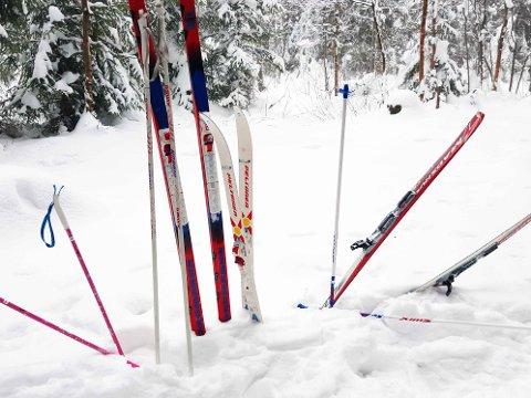 Ski som er for små for noen, kan bli gull verdt for noen andre.