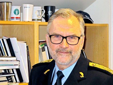 Hans Sverre Sjøvold bor på Nøtterøy.