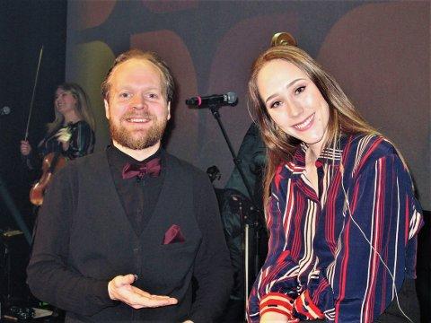 Jon Niklas Rønning skryter av Pernille Øiestad fra Teie.