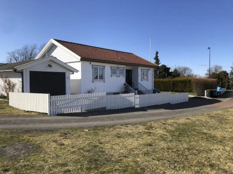 SOLGT: Denne boligen i Hvasserveien 180 ble solgt to dager etter annonsen kom ut, før visning. Foto: Privat