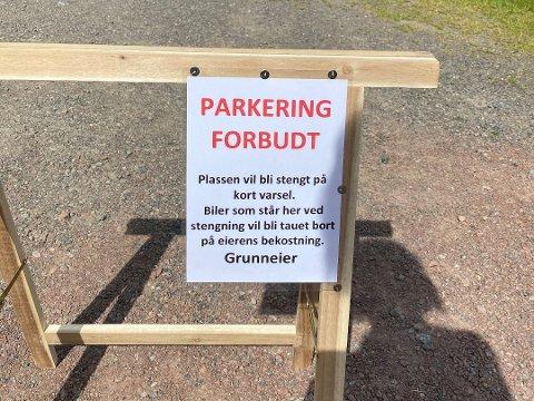 Hvordan det blir på parkeringsplassen i Bekkevika på Tjøme neste år, er foreløpig uvisst. Avtalen som til slutt ble inngått, gjelder kun for i år. Nå kommer nye eiere her.