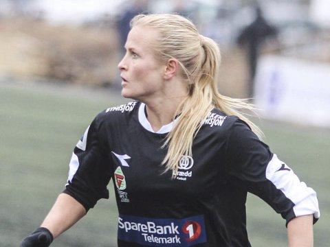 Melissa Wiik.