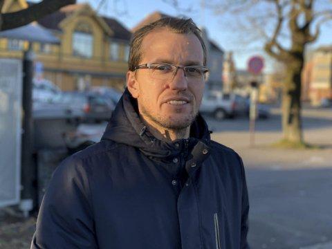 Provosert: Mentor Berisha ble sint da styret i kretsen vedtok å avlyse julebordet til dommerne for å spare utgifter.