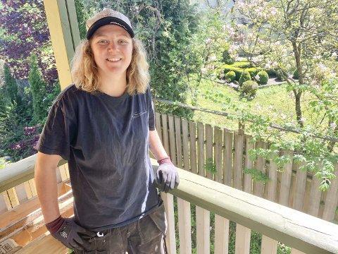 Variert: Janne forteller at jobben som piperehabilitør er svært variert, og at hun møter nye utfordringer som må løses hver gang hun kommer til et nytt oppdrag.