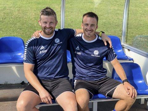 Ny pors-assistent: Chris Joyce gleder seg over å være tilbake i Pors. 37-åringen fra Newcastle skal samarbeide med hovedtrener Knut Rønningene rundt 3. divisjonslaget.