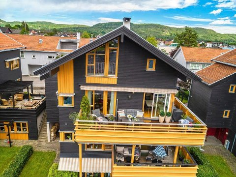 Summen for leilighet i Osebro Brygge 10 er blant de høyeste på oktoberlista.