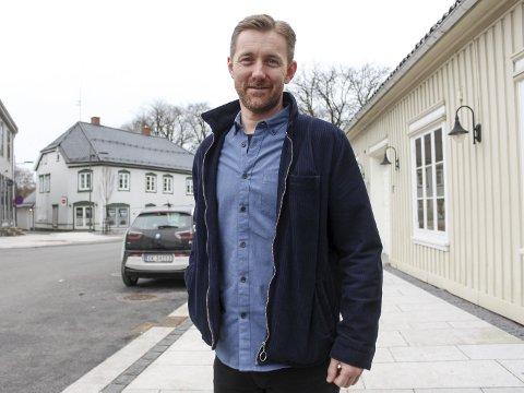 OPTIMIST: Daglig leder på Osebro, Knut Mjåland, forteller om livet på jobb og hjemme i unntaksåret. Mye er positivt, tross motgang.