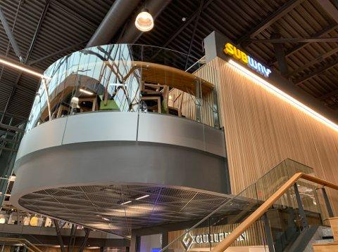 Subway åpnet på  Down Town i 2008. Klaus Inge Torp i Subway Norge sier at de ønsker å gjenåpne på her og på Herkules.