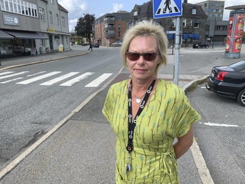 BEKYMRET: Leder Tone Lindahl i Utdanningsforbundet i Bamble er bekymret foran skolestart i neste uke.