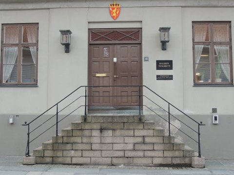 I RETTEN ETTER SLÅSSKAMP: En raksting ble tidligere denne måneden dømt til samfunnsstraff etter å ha påført en sambygding kjevebrudd.