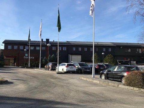 TILTALT FOR KORRUPSJON: Den tidligere salgslederen i Nortura nekter straffeskyld under rettsaken i Oslo tingrett.