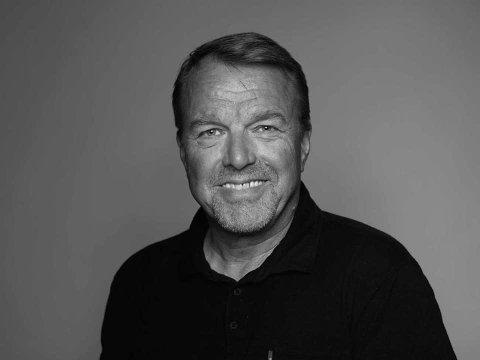 MED I PENDLERFORENINGEN: Helge Oliversen har meldt seg inn i Østre linje pendlerforening.