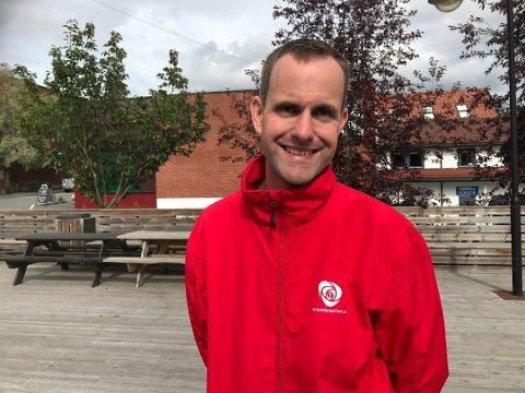 Arbeiderpartiets leder i Rakkestad, Knut-Magne Bjørnstad, vil markere 1. mai digitalt.