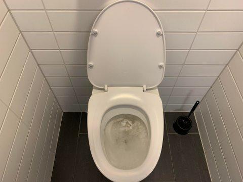Engangskluter og andre gjenstander i toalettene skaper problemer for Hvaler kommune.