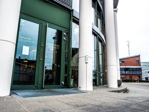 Dømt i Sarpsborg tingett: Den domfelte mente retten idømte ham en for strengt fengselsstraff og anket dommen.