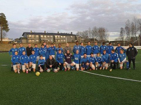 JUNIORLAGET: RIFs juniorlag består i dag av 40 spillere i alderen 15-19 år.