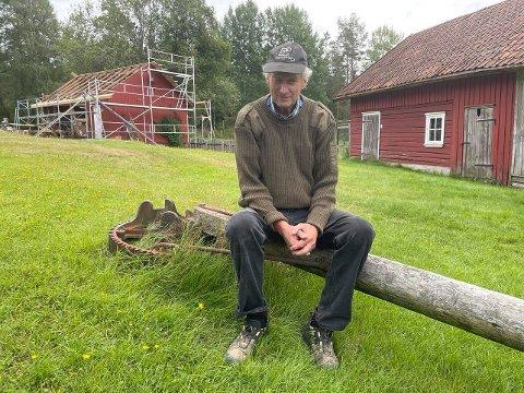 Formann i Høitomts venner: Steen Finnestad er formann i Høitomts venner