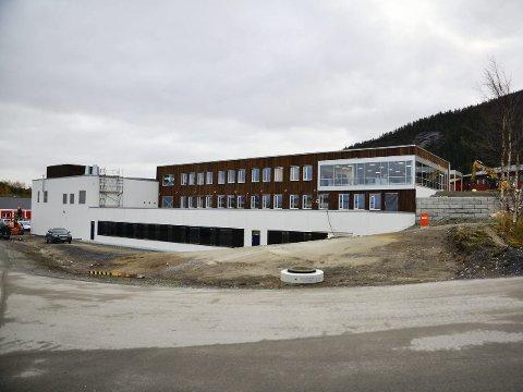 NYTT: Innflyttinga på Stigerplatået blir en drøy måned forsinket. Foto: Hugo Charles Hansen